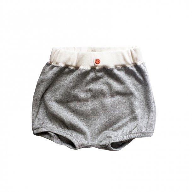 Organic zoo, Shorts grå/hvid