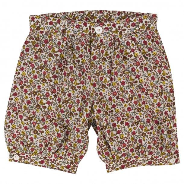 Pigeon Organics, shorts ditsy print