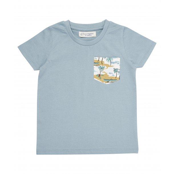 Sense Organics, Ibon t-shirt, grøn