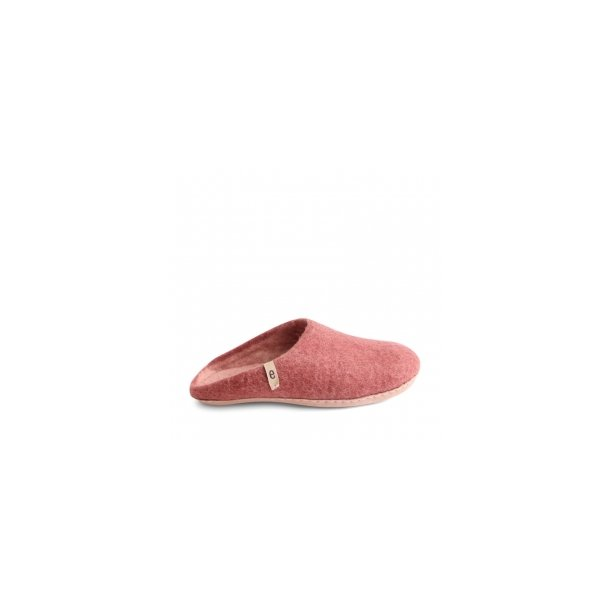 Egos Copenhagen,  Slipper Dusty rose, Str 36-46