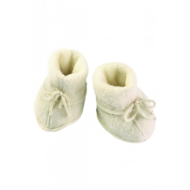 Engel, uldfleece sko