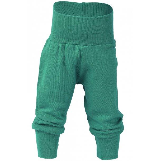 Engel, bukser uld/silke, Isfugl