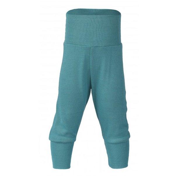 Engel, bukser uld/silke, gletscher