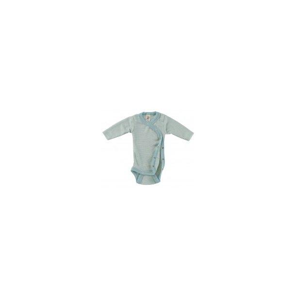 Engel, Præmatur body uld/silke - Gletscher/natur