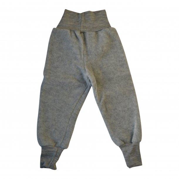 Engel, bukser grå meleret