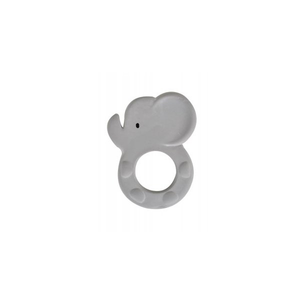Tikiri, bidering i naturgummi, Elefant.